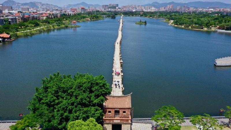 Chinas Quanzhou in die Liste des UNESCO-Welterbes aufgenommen