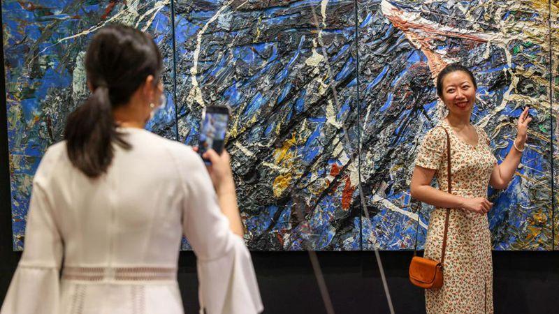 Shanghai veranstaltet chinesisch-pakistanische Kunstausstellung