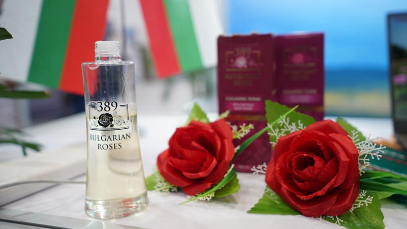 Ausländische Produkte auf CIFTIS 2021 ausgestellt