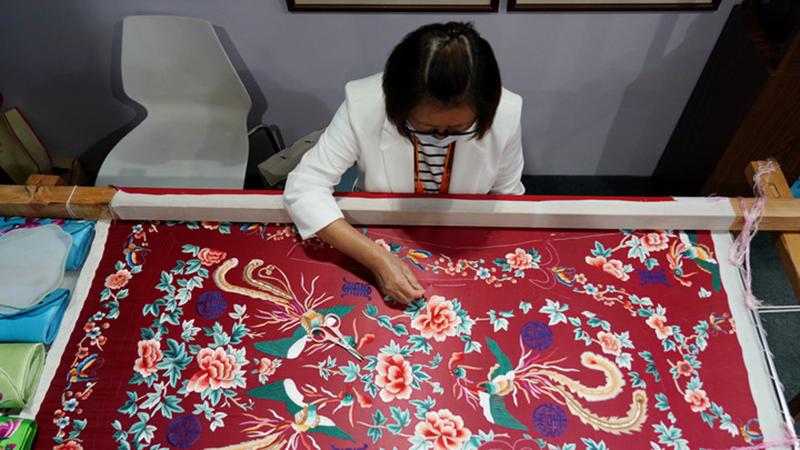 Dienstleistungsmesse CIFTIS in Beijing zeigt chinesische Kultur