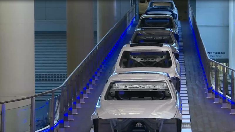 GLOBALink | Chinesischer Markt wächst stark für BMW
