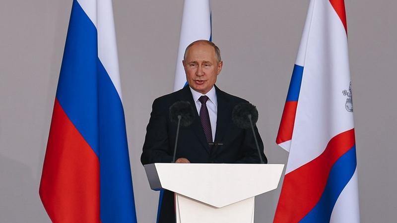 Putin will sich nach COVID-19-Fällen in seinem Umfeld selbst isolieren