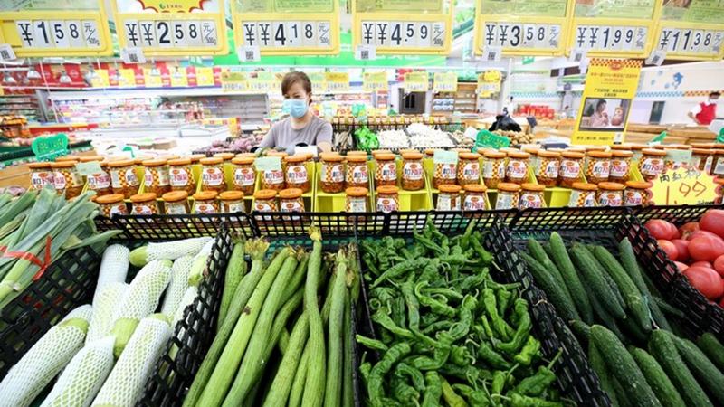 China stellt im letzten Jahr 2,7 Milliarden Bio-Label aus
