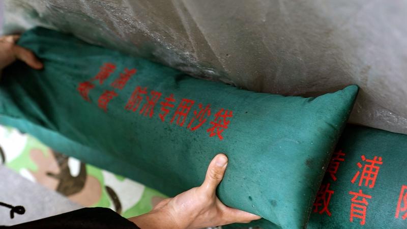 Fast 330.000 Menschen in Shanghai wegen Taifun evakuiert
