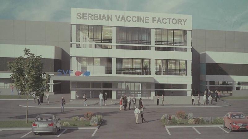 Bau der ersten chinesischen COVID-19-Impfstofffabrik in Europa beginnt