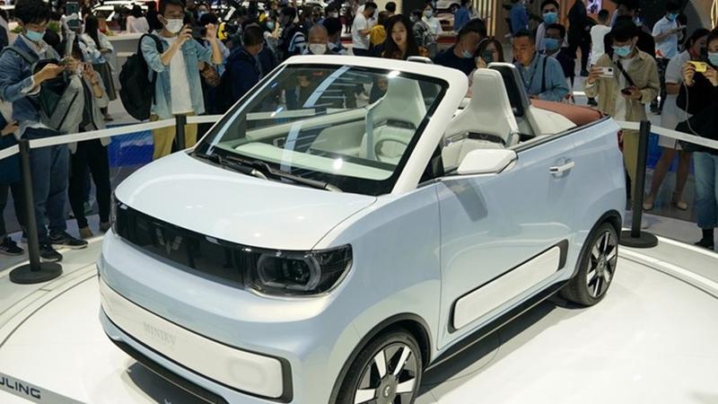 Shanghai: Exporte reiner Elektroautos steigen stark