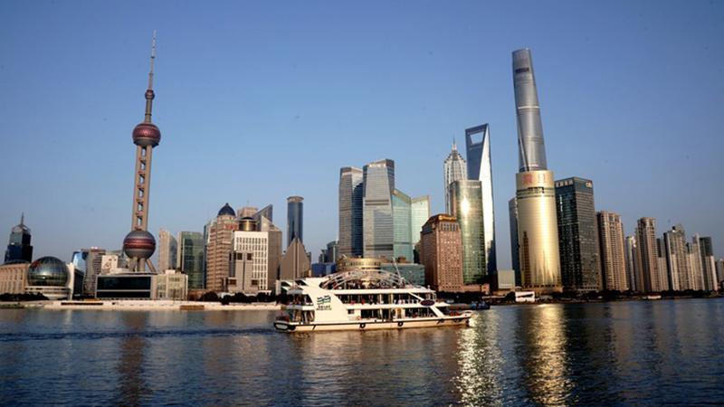 Tourismusfest in Shanghai eröffnet