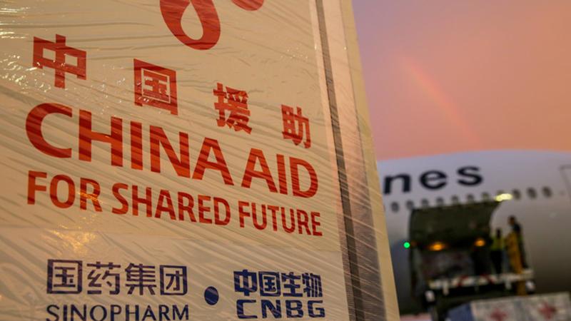 Medien: China kann größten Teil der Welt impfen
