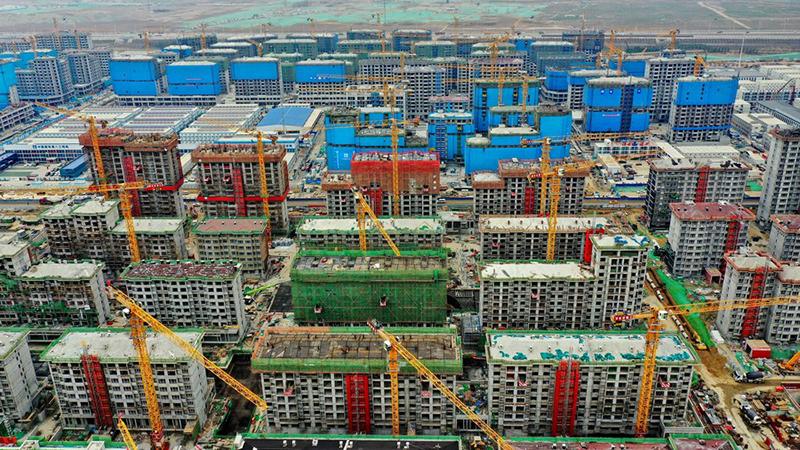 Chinas Wohnimmobilienmarkt entspannt sich im August weiter