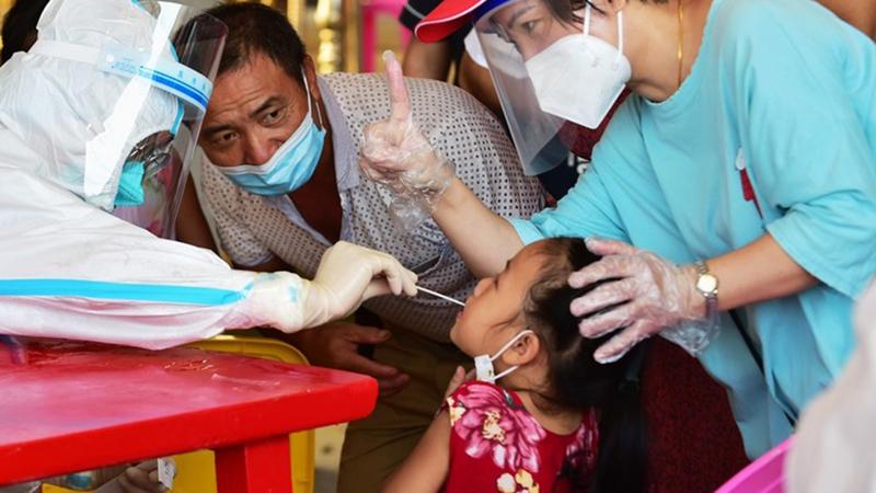 Putian in Ostchina: 57 COVID-19-Kinderpatienten erhalten besondere Betreuung