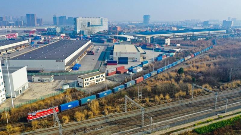 Chengdu eröffnet neue Güterzugstrecke nach Polen