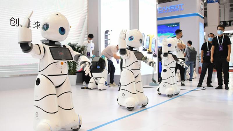 Chinas boomende Robotikindustrie gestaltet intelligente Zukunft