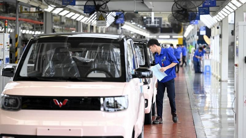 Lokale Marken verzeichnen steigende Marktanteile auf Chinas Automarkt