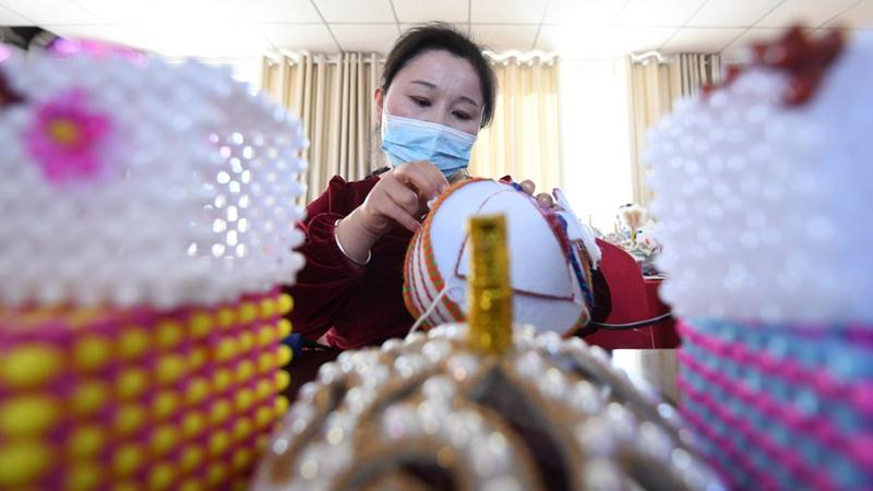 Xinjiang schafft mehr als 2,3 Millionen städtische Arbeitsplätze in fünf Jahren