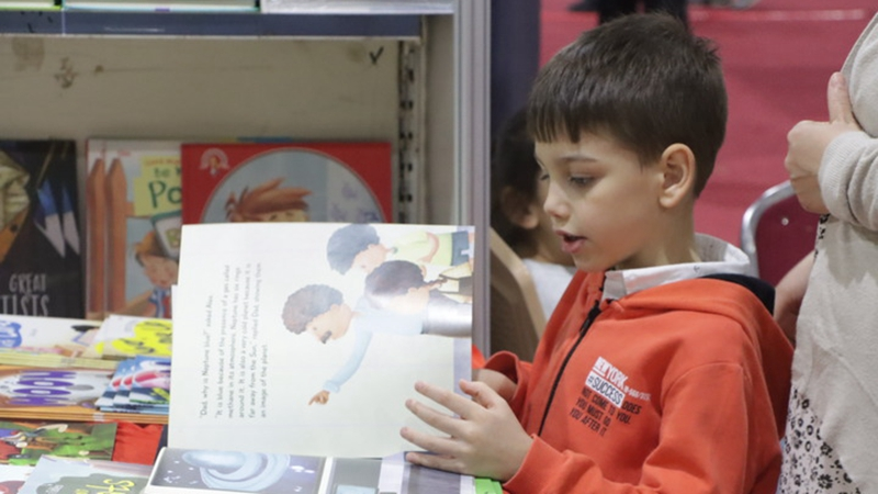 Internationale Buchmesse in Jordanien eröffnet