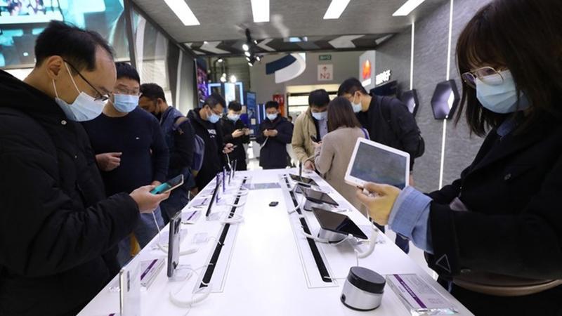 Handy-Auslieferungen in China steigen im laufenden Jahr auf 227 Millionen