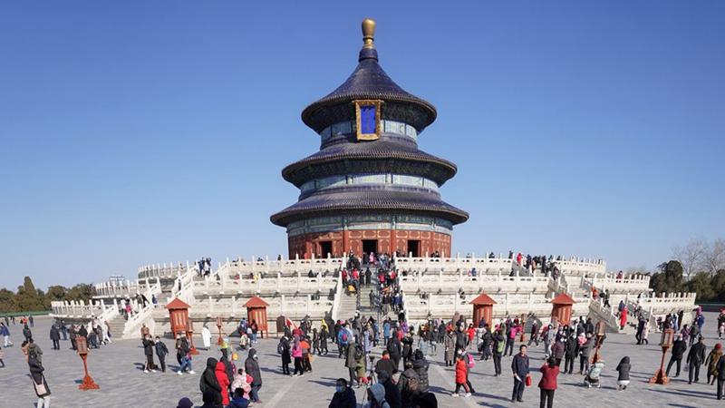 Feinstaubbelastung in Beijing auf Rekordtief