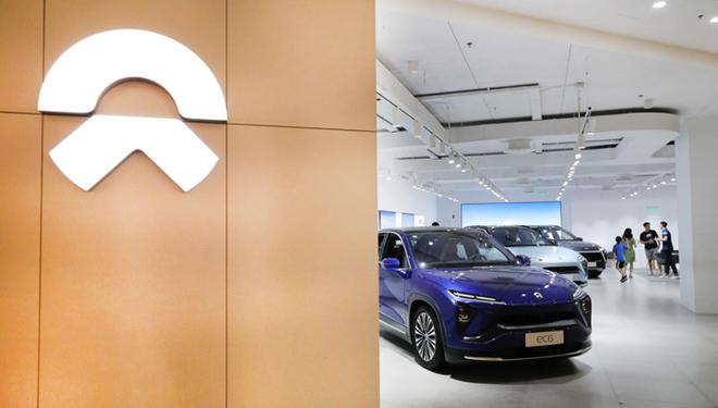 Chinesischer Elektroautobauer NIO eröffnet erstes NIO-Haus in Norwegen