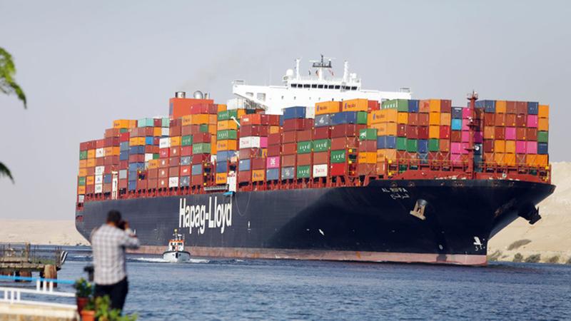 Suezkanal verzeichnet im laufenden Jahr mehr Schiffsverkehr