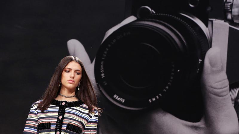 Chanel zeigt neue Kollektion auf Paris Fashion Week