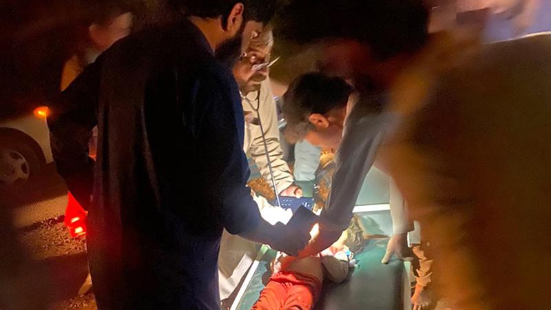 SPOT NEWS: 20 Tote und mehr als 300 Verletzte bei Erdbeben in Südwest-Pakistan