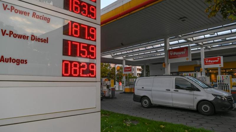 Energiekrise in EU mit Anstieg von Erdgaspreisen