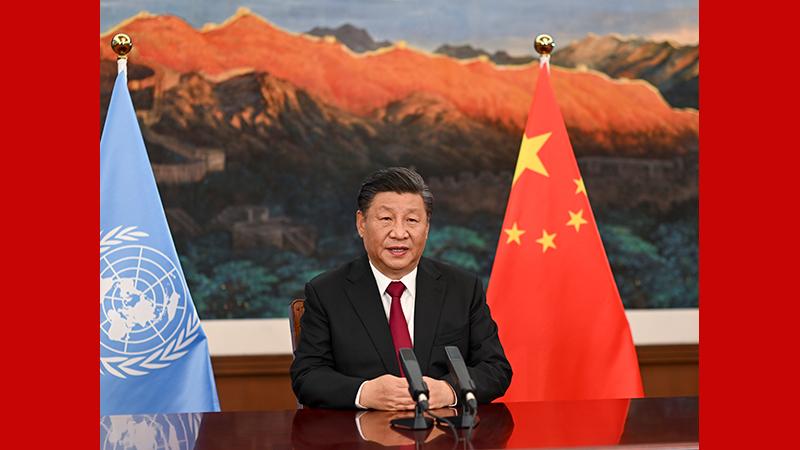 Xi ruft zu gemeinsamen Anstrengungen für hochwertige Entwicklung der Menschheit auf