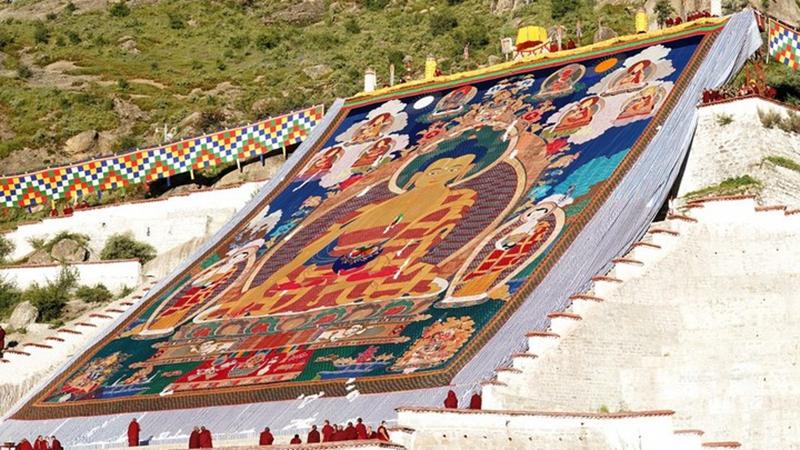 Verein zur Förderung von Thangka-Malerei in Tibet gegründet