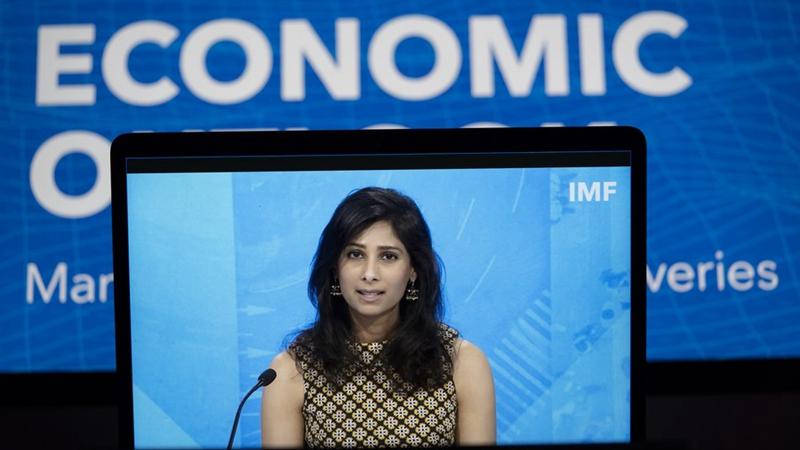 IWF senkt Weltwirtschaftsprognose für 2021 auf 5,9 Prozent