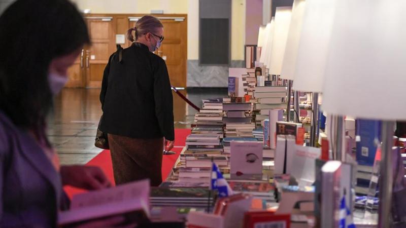 Frankfurter Buchmesse findet wieder vor Ort statt