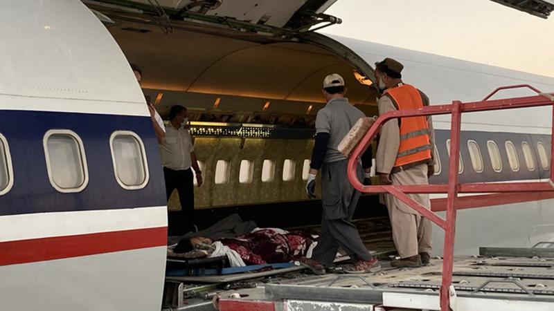 Opfer von Terroranschlägen in Afghanistan erhalten humanitäre Hilfe im Iran