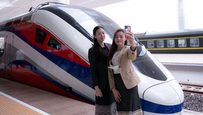 China-Laos-Eisenbahn beginnt mit dynamischen Tests