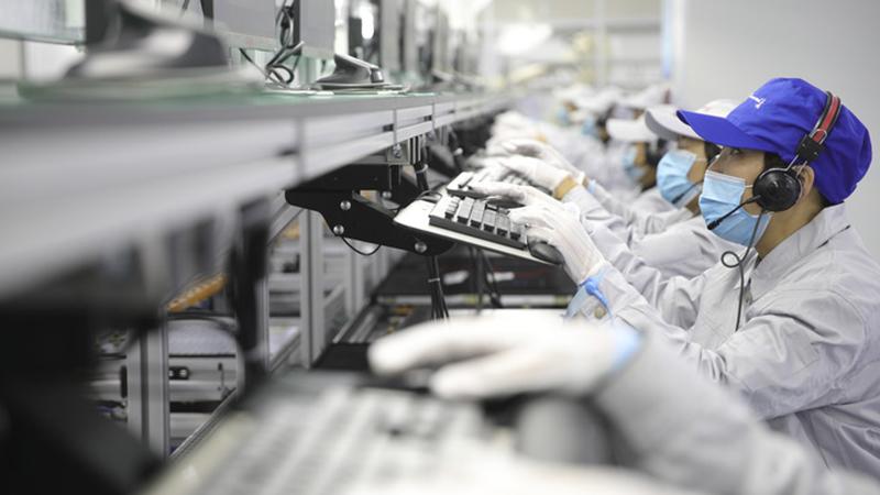 Chinas Softwaresektor behält solide Wachstumsdynamik bei