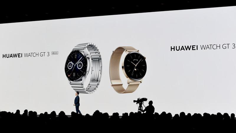 Huawei stellt neue Produkte in Wien vor