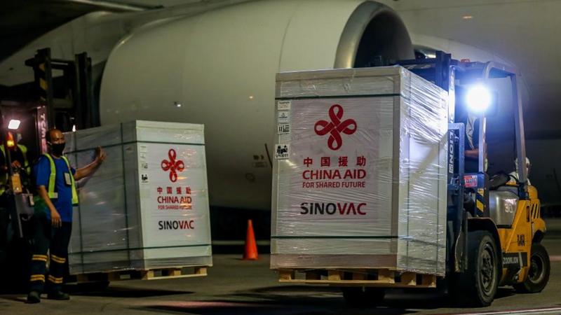 China spendet mehr COVID-19-Impfstoffe an die Philippinen