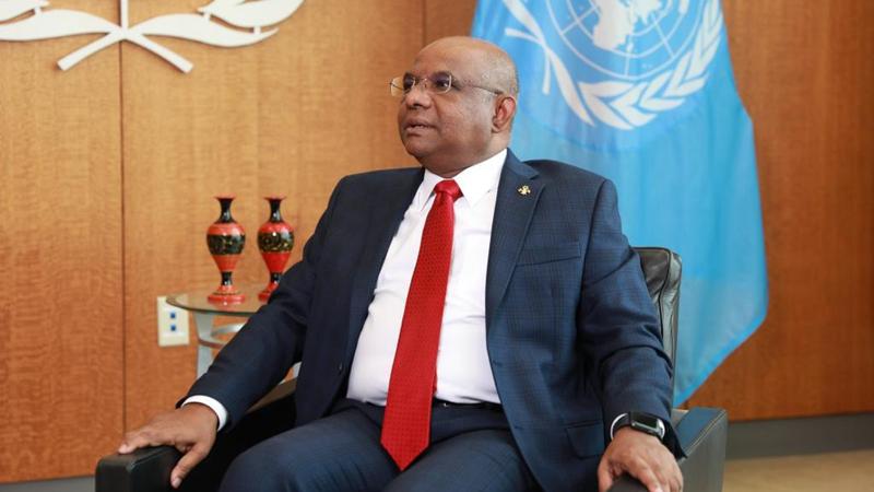 UNGA-Präsident: China spielt Schlüsselrolle bei Gewährleistung des Multilateralismus