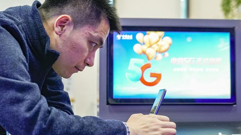 Auslieferungen von 5G-Handys in China steigen um 70 Prozent