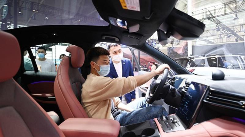 Chinesische Automarken erhöhen Marktanteil im Inland