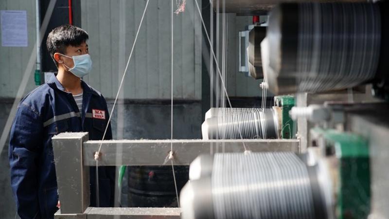 Chinas Industrie für Chemiefasern verzeichnet deutlichen Gewinnsprung