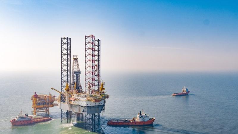 Chinas Rohölproduktion steigt im September wieder an
