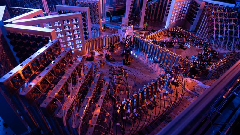 China entwickelt neuen Quantencomputer mit 113 detektierten Photonen